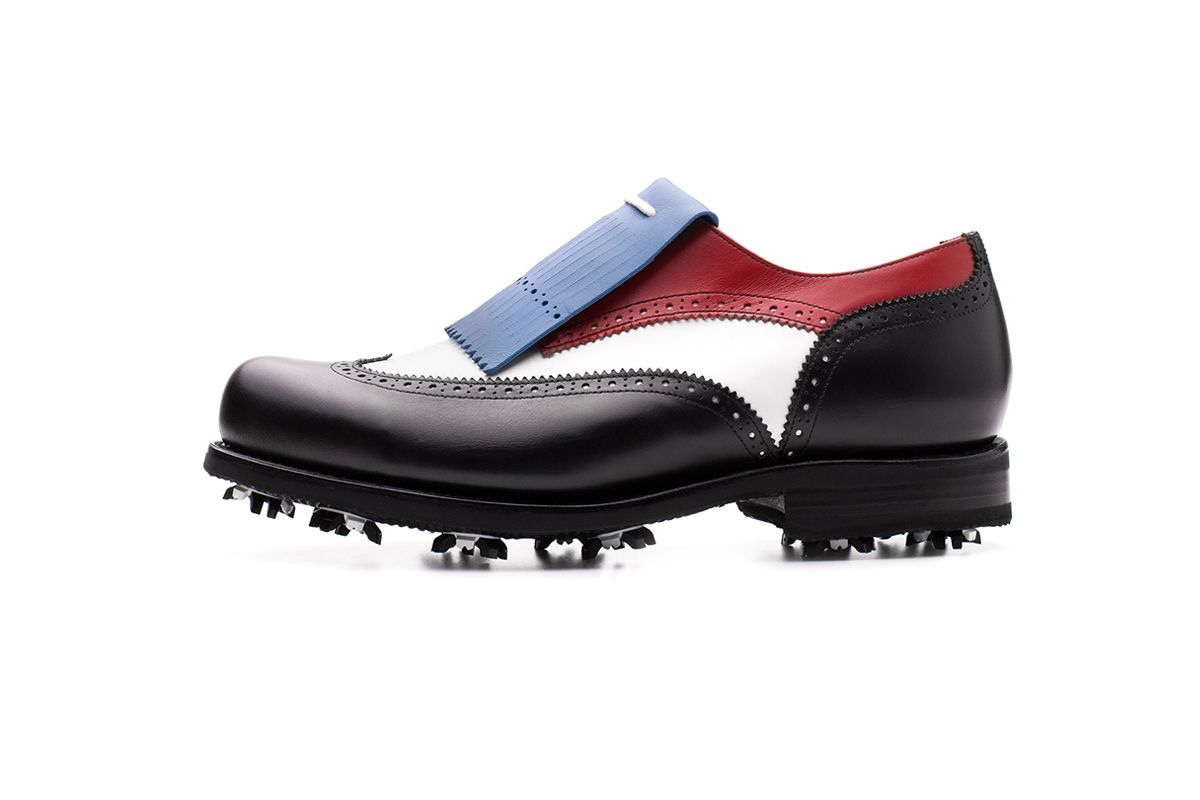 Severo Derby Golf Shoe | Centerario Shoes | Made in Portugal